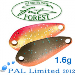 Forest Pal Limited 2012 1.6g