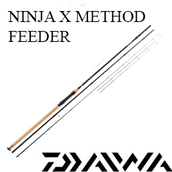 Daiwa Ninja X Method Feeder