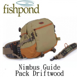 Fishpond Nimbus Guide Pack Driftwood