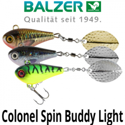 Balzer Colonel Spin Buddy Light (13591)