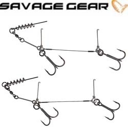 Savage Gear 1x7 Titanium Corkscrew Stinger