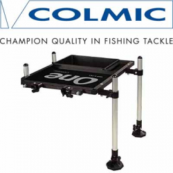 Colmic Tray Big + 2 Telescopic Legs