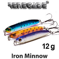 Renegade Iron Minnow 12g