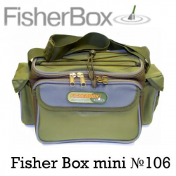 Fisher Box mini №106 (сумка)