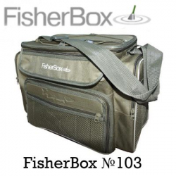 Fisher Box №103 (сумка)