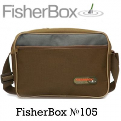 Fisher Box №105 (сумка)