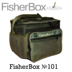 Fisher Box №101 (сумка)