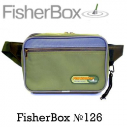 Fisher Box C126 (сумка поясная)