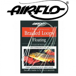 Airflo Trout Floating Braided Loops