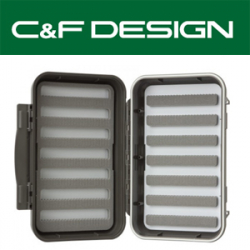 C&F fly box A (slit foam)