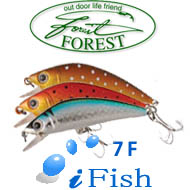 Forest I Fish 7F