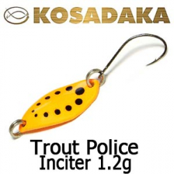 Kosadaka Trout Police Inciter 1.2g.