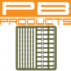 PB Product Hair Stops Combi Rack