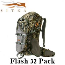 Sitka Flash 32 Pack Optifade Ground Forest