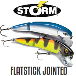 Storm FlatStick Jointed