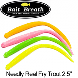 Bait Breath Needly Real Fry Trout 2.5""