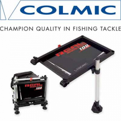 Colmic Side Tray: Real Series 100