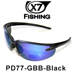 X7 Fishing модель PD77-GBB-Black