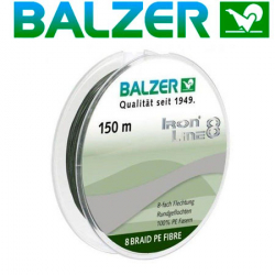 Balzer Iron Line 8x Green 150м