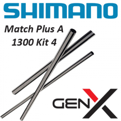 Shimano Gen-X Match Plus A 1300 Kit 4