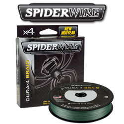Spiderwire Dura 4 Moss Green 150m