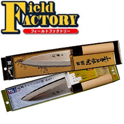 Field Factory Narihirasaku Deba Knife