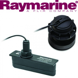 Raymarine CPT-S Plastic ThruHull Angled Element