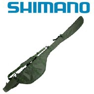 Shimano 4+2 Compact Rod Sleeve + 13ft INC Aero Quiver Strap STD
