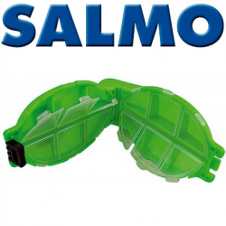 Salmo Fisherman Hook Box