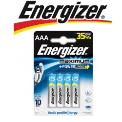 Energizer Maximum LR03/E92 AAA 1.5V (4шт)