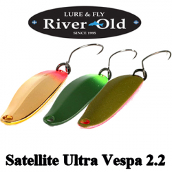 River Old Satellite Ultra Vespa 2.2 g
