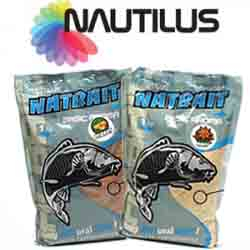 Nautilus NatBait Basic 1кг