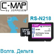 Карта C-MAP Lowrance RS-N218