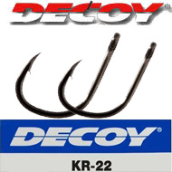 Decoy KR-22 Black Nickeled