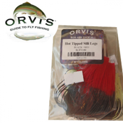 Orvis Hot Tipped Silli Legs