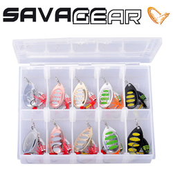 Savage Gear Rotex Spinner Kit