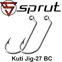 Sprut Kuti Jig-27 BC (Jig Power Hook 60°)