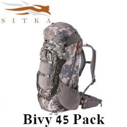Sitka Bivy 45 Pack Optifade Open Country