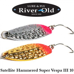 River Old Satellite Hammered Super Vespa III 10гр.