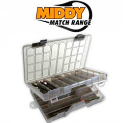Middy Commercial/Continental Carp Lake Box