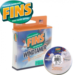 Fins WindTamer 135m yellow
