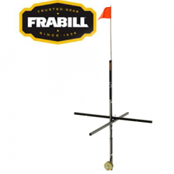 Frabill Stick Tip-Up 3 Pack