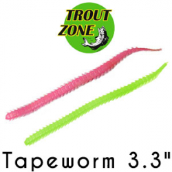 Trout Zone Tapeworm 3,3""