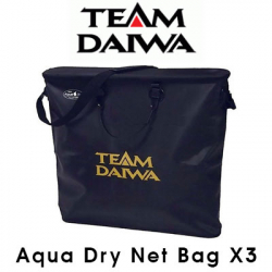 Team Daiwa Aqua Dry Net Bag X3