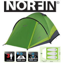 Norfin Perch 3 NF