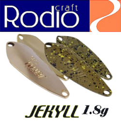 Rodio Craft Jekyll