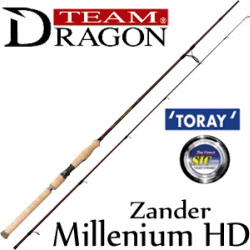 Dragon Millenium HD Zander