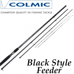Colmic Black Style Feeder
