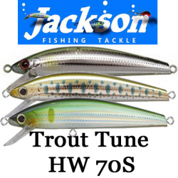 Jackson Trout Tune HW 70S
