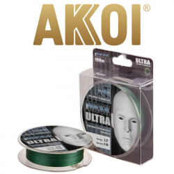 AKKOI Mask Ultra X4-100/110 (green)